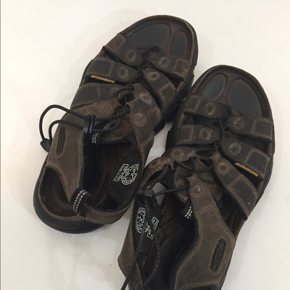 4a0c12bae035 Keen Other - Keen hiking waterproof sandals men size 8 leather